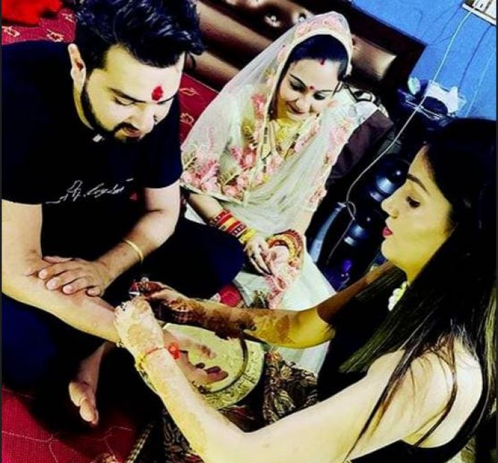 TV Stars, Real to Reel, Celebrated Rakhi, Shared Photos