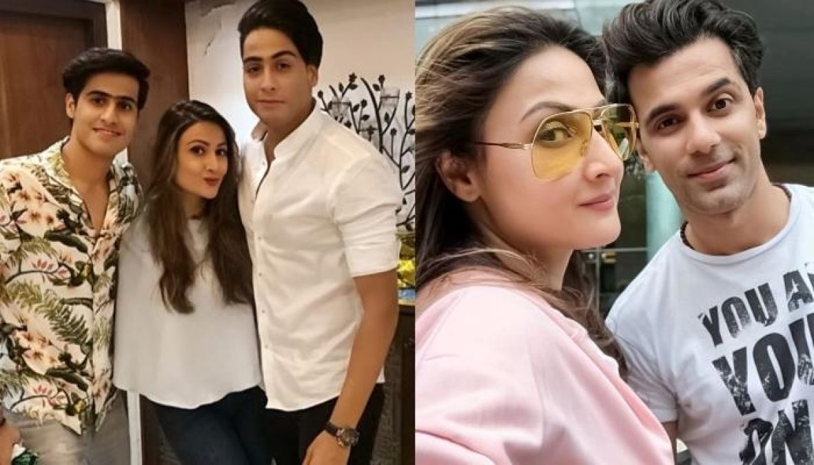 Sons want Mom Urvashi to marry her Ex-Anuj; know more!