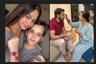 TV Stars, Real to Reel, Celebrated Rakhi, Shared Photos