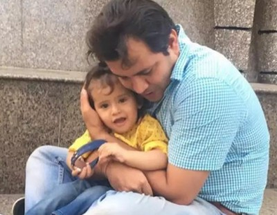 Abhinav Kohli reunites with son after three months, shares beautiful photo