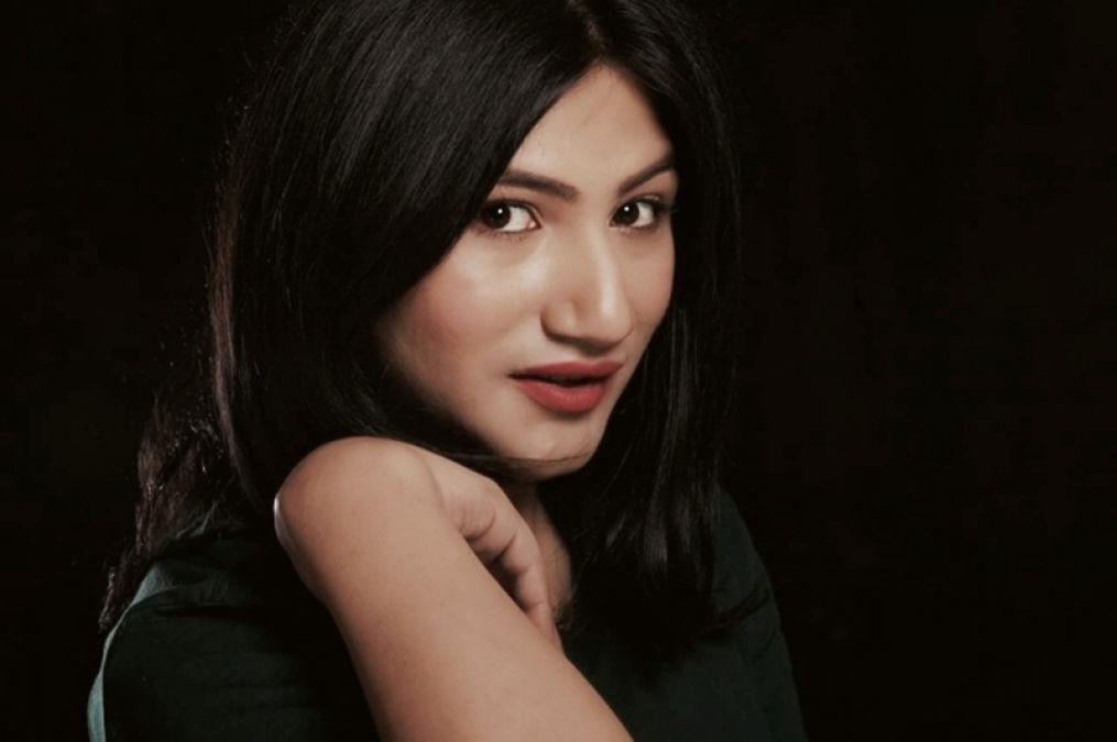 Mahika Sharma, who came in support of Mika Singh, said,