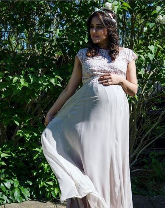 This TV actress becomes a mom of twins, shared