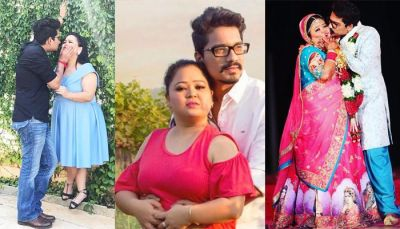 OMG! Bharti Singh marries for the second time ? check out the video here