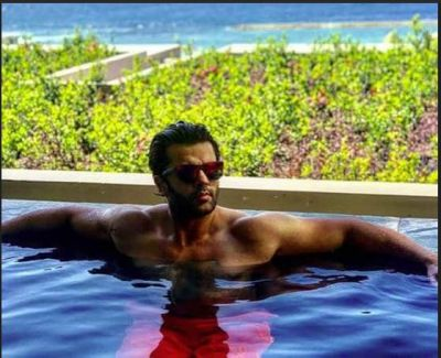 This TV actor is enjoying in Bali, check out pic here