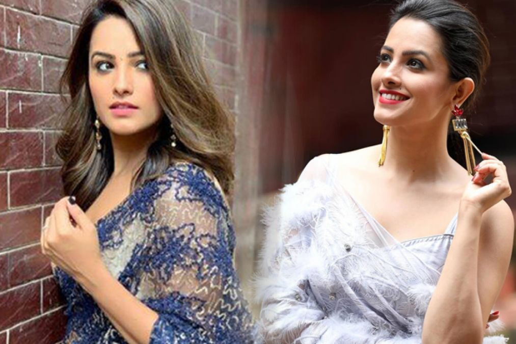 Anita Hassanandani considers herself fortunate as she appears in two shows together!