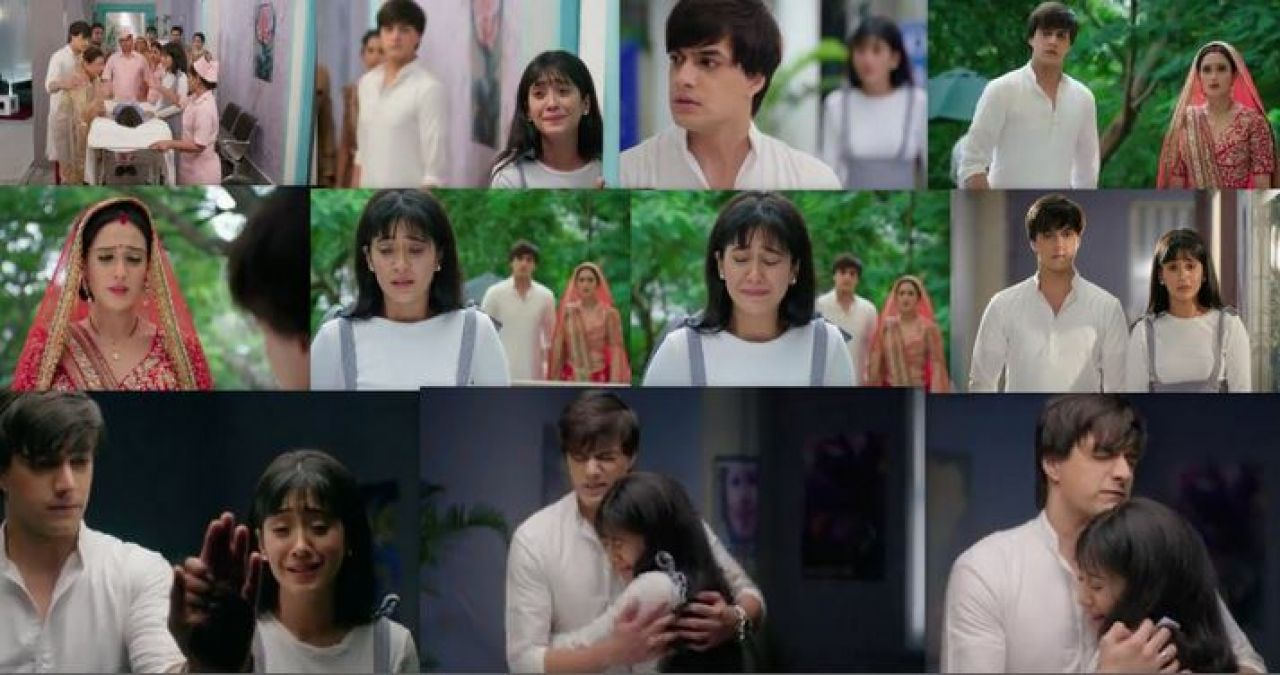 Karthik and Naira will come together to save Kairav but then...