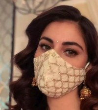 Shraddha Arya gets corona virus test done after birthday celebration