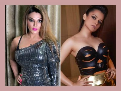 Rakhi Sawant is going to honeymoon alone because of Kangana Ranaut!
