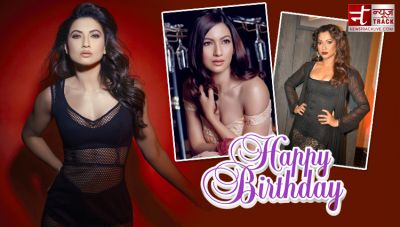 Birthday: Gauhar Khan, who got slapped publicly for wearing a short dress, was in relation with this actor!