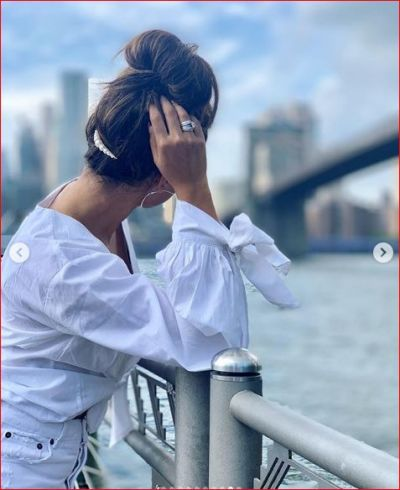After watching Hina Khan's hot style, Fans became crazier!