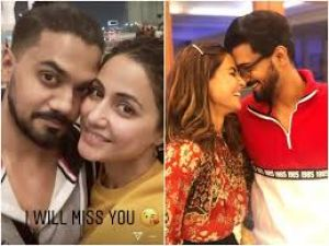 Hina Khan loves her boyfriend; wrote an emotional post!