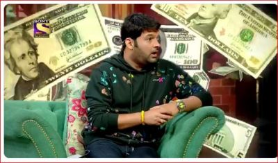 Hearing Baahubali Prabhas's reply, Kapil's mouth was let open and BP went low!