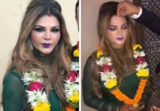 Rakhi Sawant shared such a picture that people are asking: 'Are you divorced...'