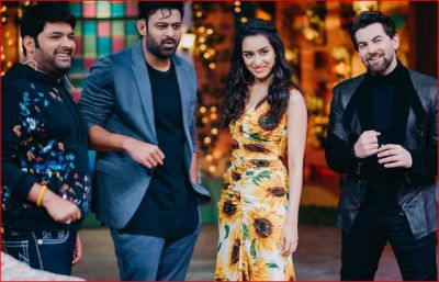 These two secrets revealed by Prabhas about his life in Kapil Sharma's show will shock you