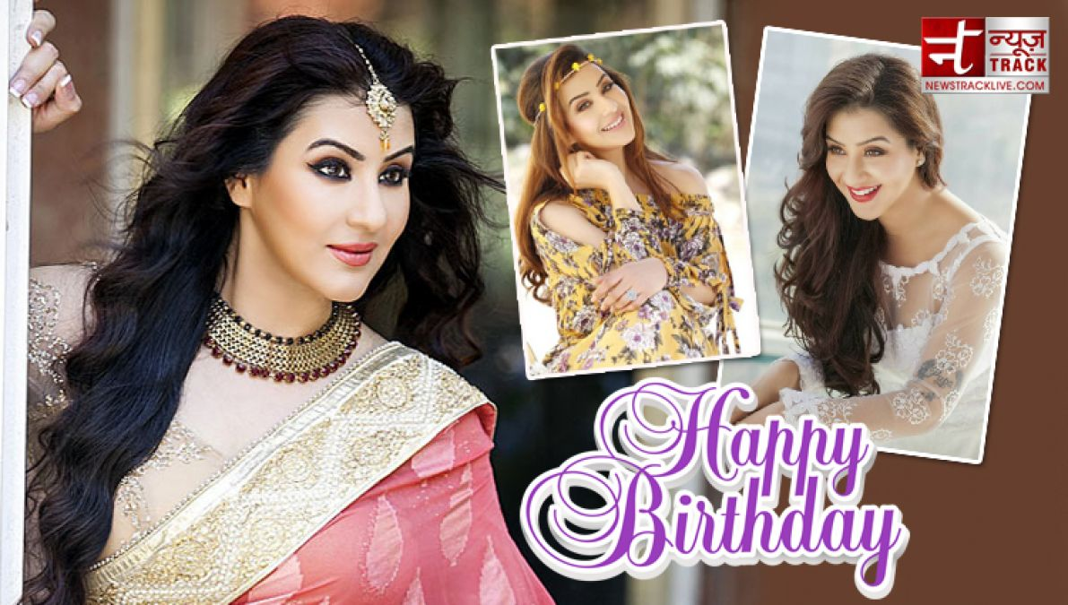 Birthday: From cigarette veneer to sexual abuse case, Shilpa Shinde's life is marred by controversies