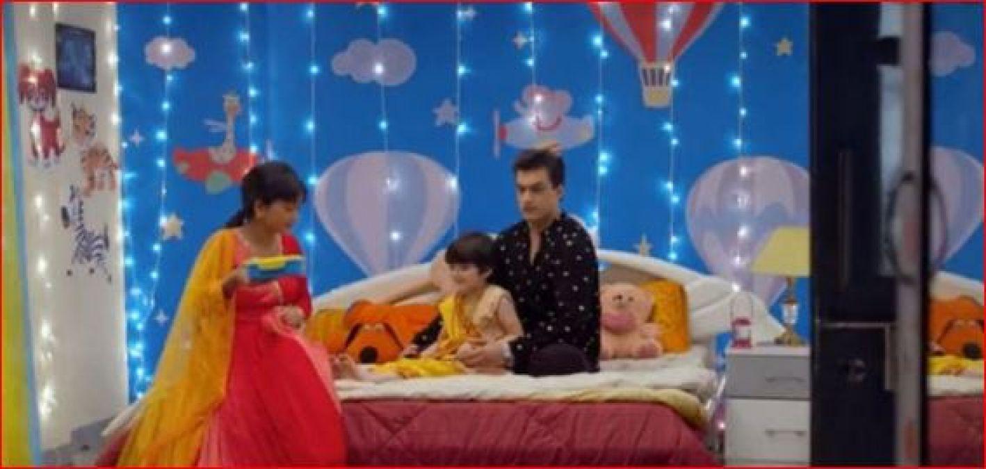 Naira will take Kairav away from Karthik for Vedika's happiness; know the big twist!