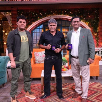 Kapil and his entire team will welcome covid warriors to the show