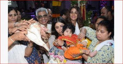 Ekta Kapoor's son Ravie looks aww-dorable dressed as Krishna, check out first glimpse here