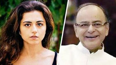 This Actress, shocked by the demise of former Finance Minister Arun Jaitley mourns his death!