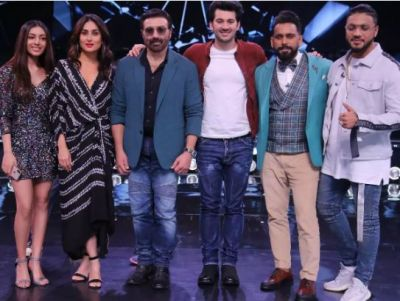 Video: Karan Deol copies father Sunny on the set of 'Dance India Dance'