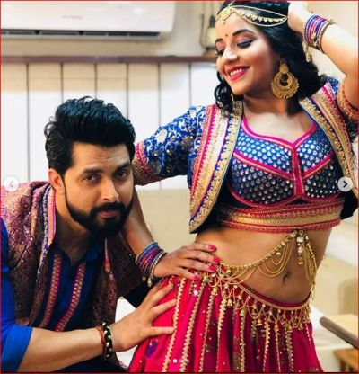 Monalisa will be seen with her husband in 'Nach Baliye 9'