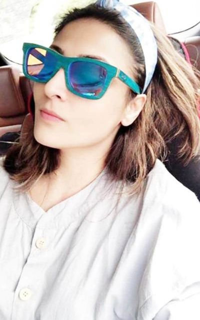 Urvashi Dholakia went on a vacation as soon as she left Nach Baliye-9