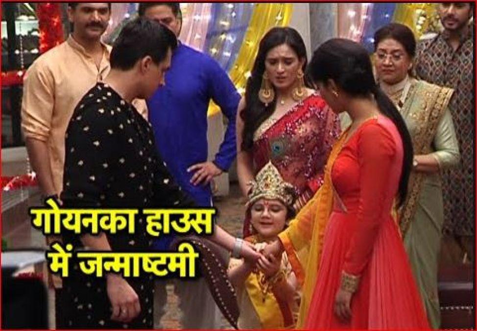 In front of Vedika, Kairav will tell something to Karthik that everything will change!