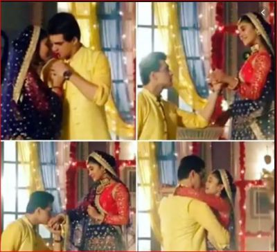 At the behest of her grandmother, Karthik will dance with Vedika, but then...