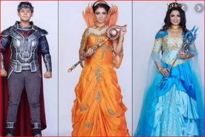 This famous designer created costumes and accessories for Balveer returns!