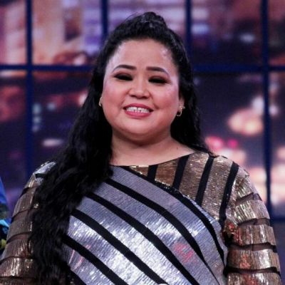 'Bharti Singh' always works to make her fans laugh, shared photos with her lookalike girl!