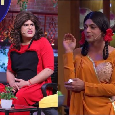 Krishna Abhishek says something for 'Gutthi', which will make Sunil Grover furious!