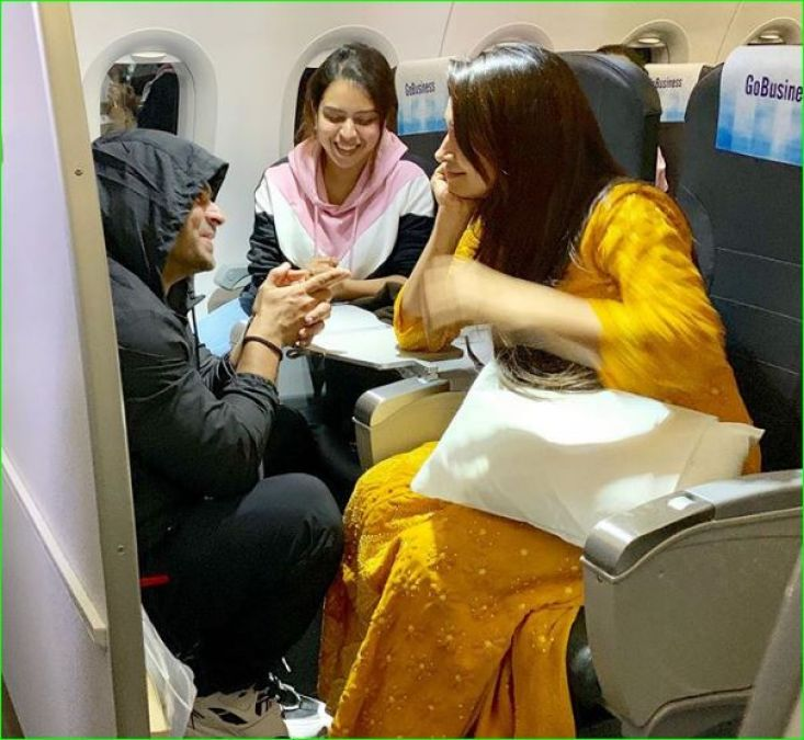 Deepika Kakkar angry at Go Air airline because of this