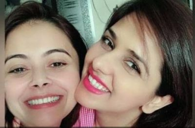 Daljeet Kaur visits Devoleena, shares photos on social media