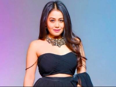 Neha Kakkar reveals she has social anxiety on Indian Idol 12
