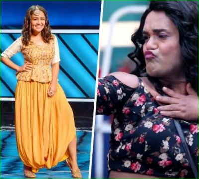 Neha Kakkar became fiercely angry at Kiku Sharda, says,