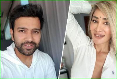 This actress has dated Indian cricketer Rohit Sharma, husband looted money