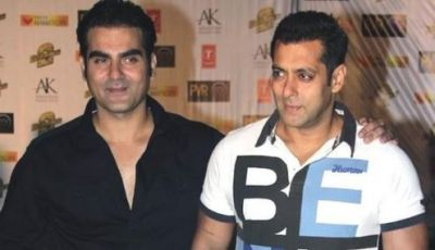 Salman did not leave the film industry after this advice of Arbaaz Khan