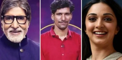 KBC's contestant arrives with Kiara Advani's photo in his pocket, says this to Amitabh Bachchan