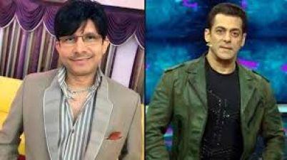 'It's disgusting' KRK slams Salman Khan on insulting Arhan