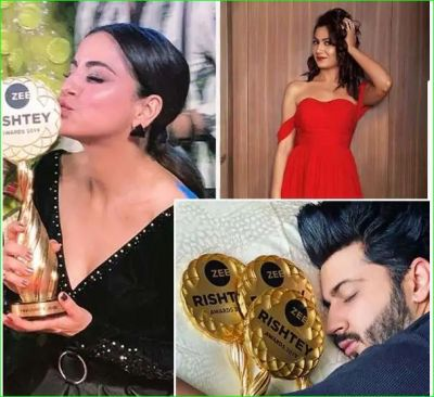 Here's the winner list of Zee Rishtey Awards 2019