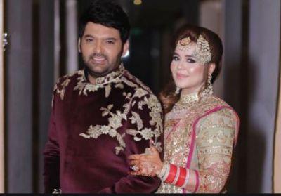 Kapil Sharma and Ginni blesses with baby girl