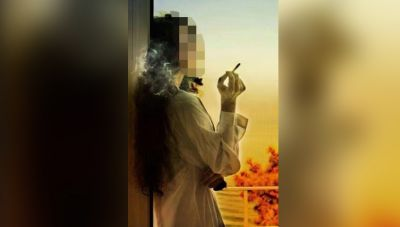 This famous actress is suffering from asthma but has started smoking