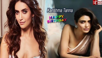 Karishma Tanna remains in headlines with her unique style