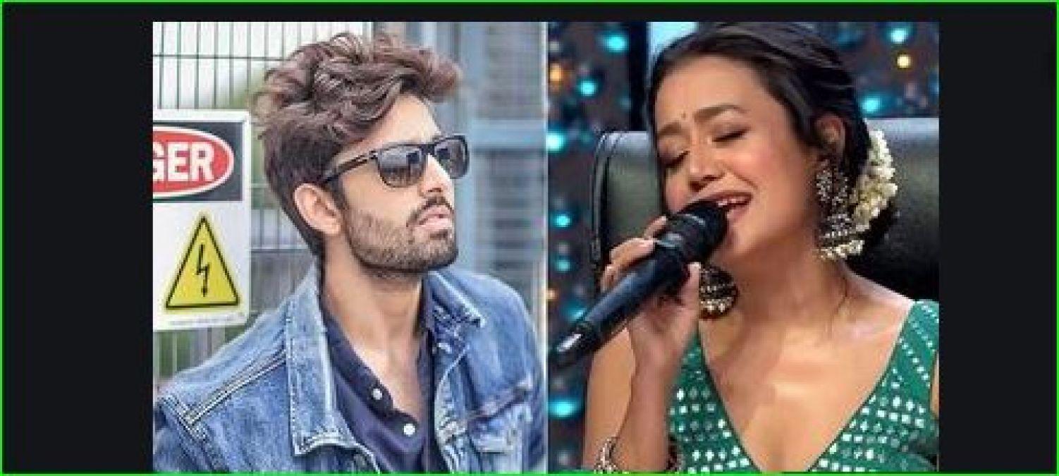 Neha Kakkar sang song, misses her ex- boyfriend Himansh