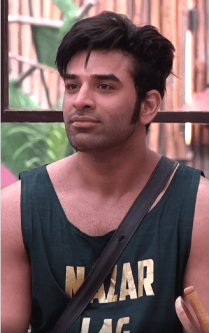 bigg boss 13:  Paras Chhabra gets emotional for the first time in the show, know the CUTEST reason