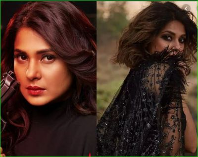Jennifer Winget's cable stuck in lift while shooting for 'Beyhadh 2'
