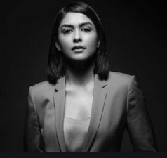 Actress Mrunal Thakur talks about her web series ghost stories