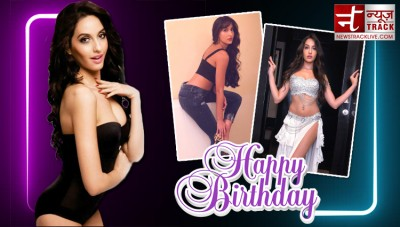 Nora Fatehi used to work in double shift for money, now recognized as superhit belly dancer