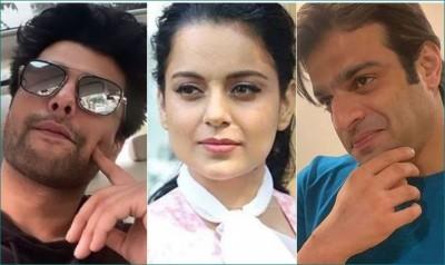 Karan Patel rages on Kangana Ranaut