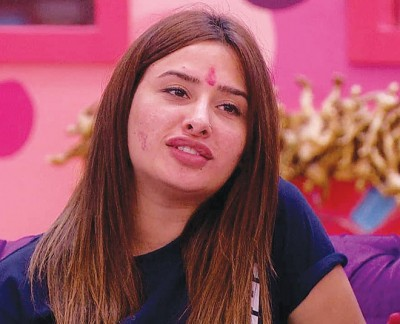 Mahira Sharma's journey ended in Bigg Boss 13